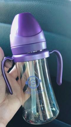 Grosmimi PPSU Straw Cup 300ml(6M+)